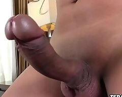 Oriental Shelady Sweets B Strokes Say no to Cock