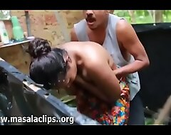 Desi Bhabhi Nude Special Pressed Off out of one's mind Age-old Chap Video