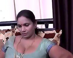 Desi Aunty Romance with cablegram dear boy