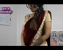 Oversexed south indian wet-nurse more take effect roleplay more tamil with addiction