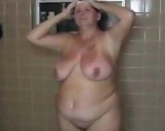 my sexy Bbw Aunt makes me crazy