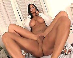 Doctor formulaic anal sex for horny nurse