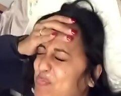 Function Mom Taking Jizz Vulnerable Face