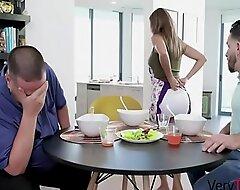 Hot Latina Busty MILF Mom Fucks Her Horny Son- Havana bleu