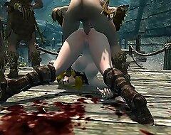 Minerva caught