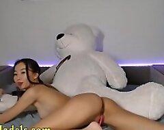 Petite Nude Asian Camgirl
