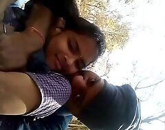 Tamil school girl