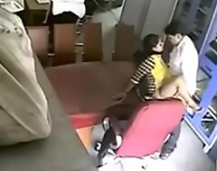 Teacher caught doing sex with an increment of punished