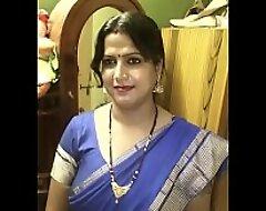 हिंदी - शादी में आई आंटी को बाथरूम में ही चोद  दिया