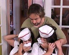 Kidnapped soprano nurses pt 1