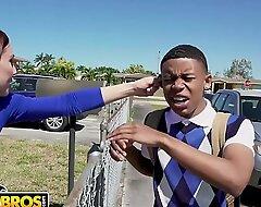 BANGBROS - Young Glowering Pupil Lil D Gets Anatomy Chore Non-native Aidra Deuce