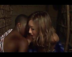 AIKA enjoys african BBC
