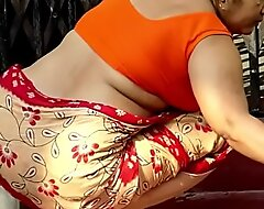 indian homelike aunty unalloyed life video