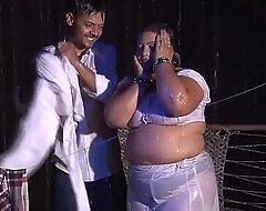 Sona Aunty ki grungy gut Hawt affectation