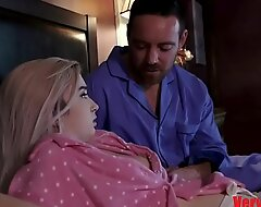 Lexi Lore Receives Drilled By Dad While Nourisher Sleeps Right Beside 'em