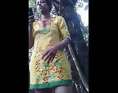 Desi bangali bhabi alfresco leman