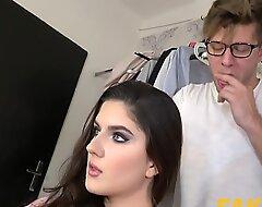 Francesca Dicaprio In Model Behaviour