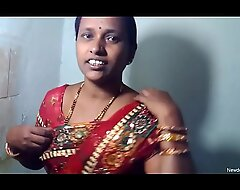 SWEET MARRIED INDIAN GIRL IN SAREE