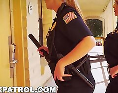 Funereal PATROL - Uninspired Cops With Big Tits Riding Big Funereal Load of shit On An obstacle Job