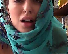 Legal lifetime teenager Wearing Hijab Caught Filching