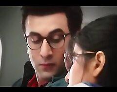 Katrina Kaif Kiss In Jagga Jasoos - Ranbir Kapoor HD