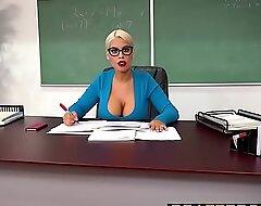 Brazzers - Big Tits at School - (Bridgette B, Alex D) - Trailer private showing